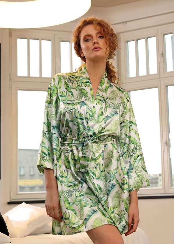 W harmonii z naturą, czyli idealna piżamka na noc