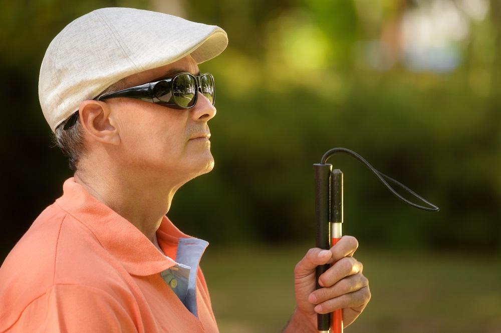 telefony i akcesoria dla niewidomych