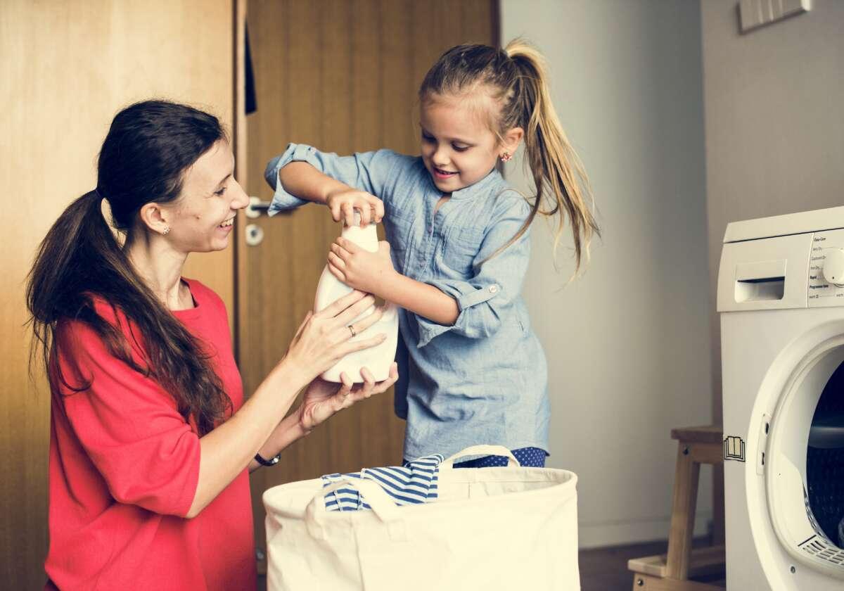 dziecko a higiena