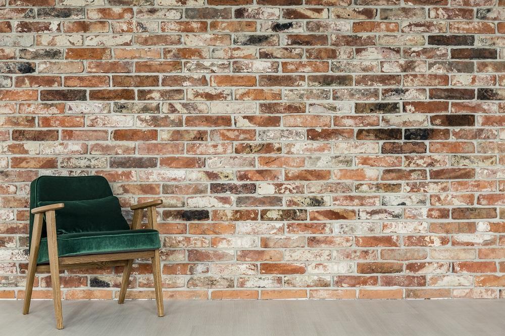 Pielęgnacja cegły na ścianie